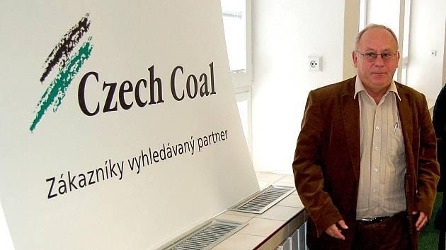 Vlastimil Aubrecht je zastáncem těžby za limity.