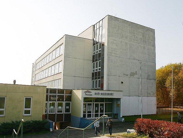 Mezibořská škola.