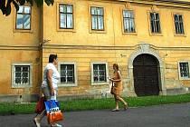 Valdštejnský zámek v Litvínově potřebuje opravu.