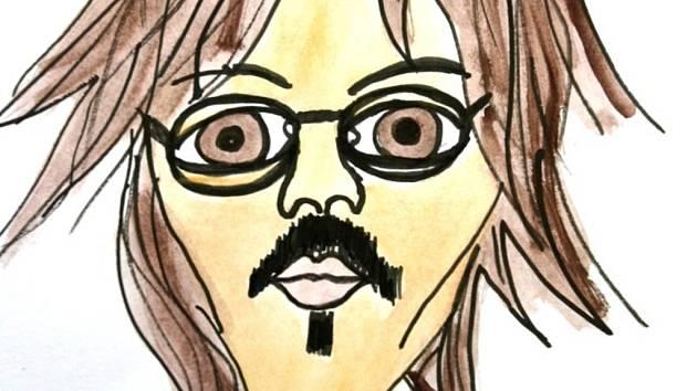 Johny Depp od Barbory Šeflové.
