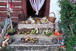 Z hub není jen dobré jídlo, ale lze z nich udělat i pěknou dekoraci.