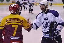 Zkušený mostecký útočník Tomáš Divíšek.
