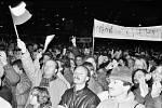 Listopadové události roku 1989 na Mostecku