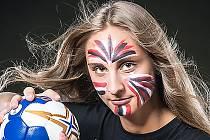 Jana Šustková je v Mostě první sezonu a chystá se s týmem na play off.