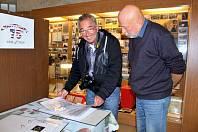 Mezinárodní památník obětem II. světové války navštívil Peter Raaf
