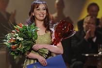 Anna Klamo, držitelka ceny Thalie, zazpívá v Mostě.