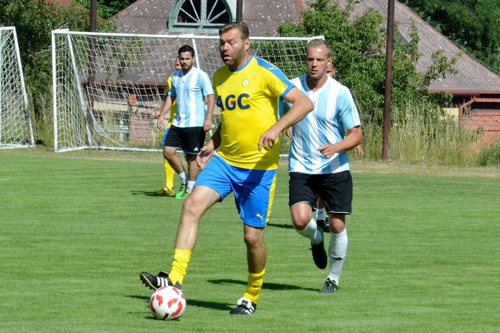 Fotbalové Kopisty slaví sto let od založení.