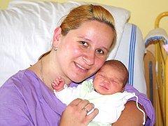 Dominika Vernerová se narodila v ústecké porodnici dne 26. 6. 2013 (16.40) mamince Žanetě Vernerové z Mostu, měřila 50 cm, vážila 3,37 kg.
