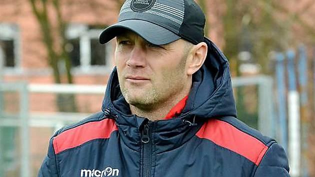Úspěšný soušský trenér a hráč SFK Meziboří Petr Johana.