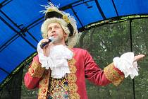 Kníže Valdštejn letos ke svým poddaným promluví na náměstí.