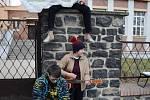 Mládež v Mostě podpořila stávkou švédskou školačku, která varuje před ničením planety