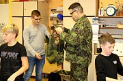 Airsoftový oddíl Sokoli Most zahájil sérii náborových akcí