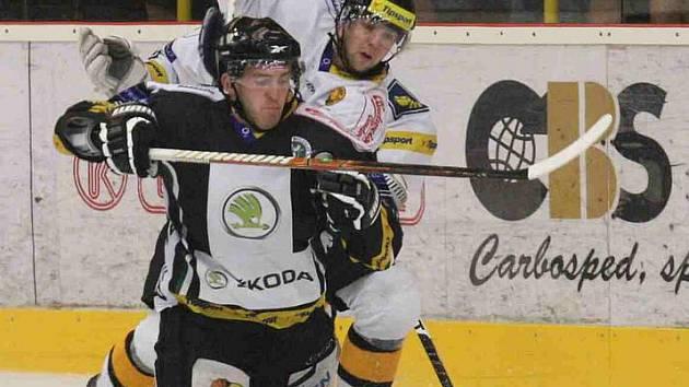 Litvínov přemohl Boleslav až v samém závěru utkání
