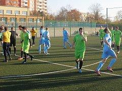 Most bude v šestém kole Ligy malého fotbalu hrát v Brně.
