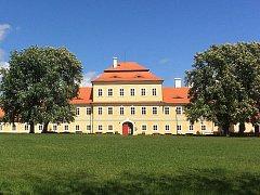 Valdštejnský zámek v Litvínově