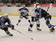 Chomutov jako vedoucí tým tabulky hostil Plzeň. Západočeši Piráty složili vysoko 4:1.