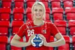 Markéta Jeřábková, bývalá hráčka Mostu a reprezentantka.