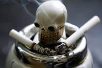 Kouření způsobuje řadu vážných nemocí.
