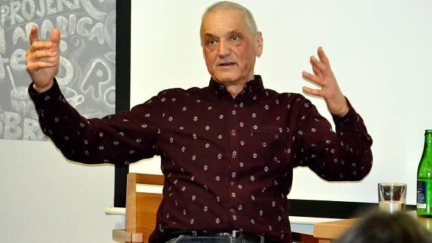 David Vávra vyprávěl v litvínovské Citadele