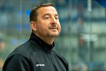 Kadaňský trenér Tomáš Hamara.
