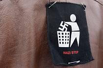 Kampaň antifašistů.