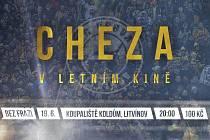 Dokument Cheza je jen jedna bude promítat letní kino.
