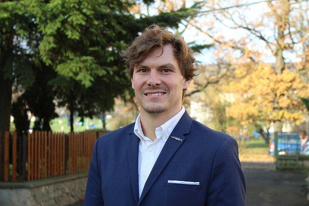 Exekutor Martin Štika.