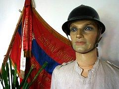 V klubovně Sboru dobrovolných hasičů Litvínov.