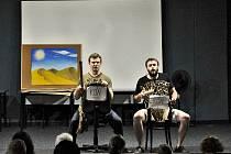 Divadlo SchachTa, povídková komedie Kamarádi do deště