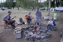 Na Benediktu se konala akce Mostík pro rodiny s dětmi.