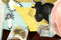 Jedno z Picassových děl, Scene de Corrida