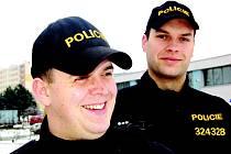 Policisté - zacrhránci.