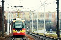 Existuje návrh zrušit tramvajovou trať mezi mosteckým dopravním podnikem a konečnou u Velebudic