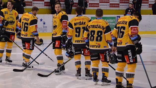 Litvínovští hokejisté prohráli v Liberci.