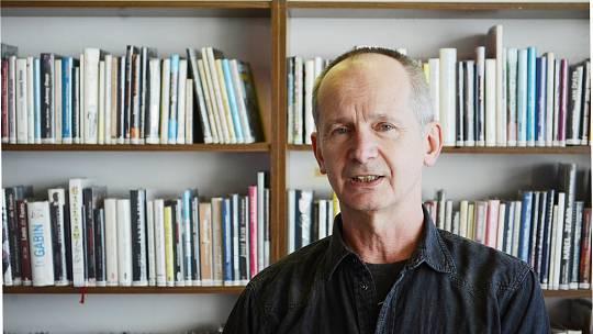 Bývalý ředitel Městské knihovny v Mostě Tomáš Ondrášek.