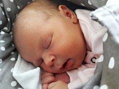 Ema Perůtková se narodila mamince Kláře Milisové z Litvínova 22. listopadu 2018 ve 2.25 hodin. Měřila 52 cm a vážila 3,65 kilogramu.