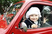 Na litvínovském náměstí bude sraz historických vozidel.