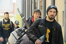 František Lukeš, Tomáš Pavelka, Peter Jánský a Filip Pavlík.