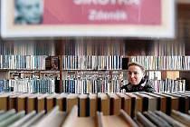 Mostecká knihovna hlásí přes 350 tisíc vypůjčených titulů.