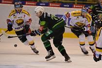 Litvínov hostil po reprezentační přestávce Karlovy Vary.