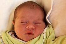 Mamince Martině Útratové z Mostu se 12. listopadu ve 21.45 hodin narodil syn Oskar Bořek Malinovský. měřil 51 cm a vážil 3,7 kg.