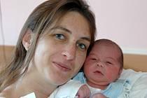 Šárce Pospíšilové z Mostu se 24. května v 9.39 hodin v ústecké porodnici narodil syn Jáchym Pospíšil. Měřil 50 cm a vážil 3,7 kg.