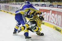 Zlín srazil Litvínov v nájezdech.