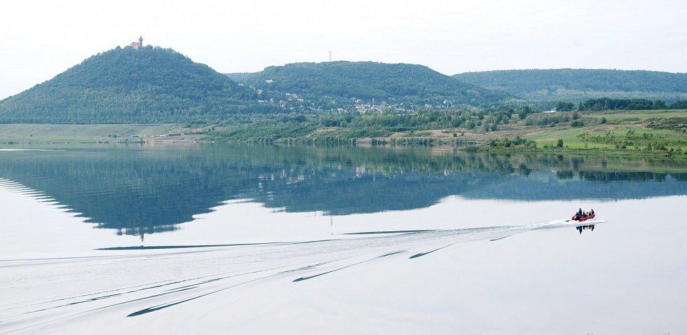 Jezero Most je připravené na otevření veřejnosti