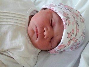Miminka z okresu Most, narozená v uplynulém týdnu