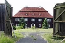 Lovecký zámeček Lichtenwald v Krušných horách.