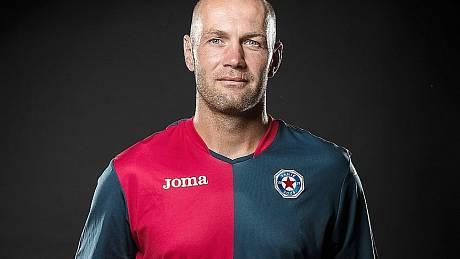 Trenér FK Baník Most-Souš Petr Johana.