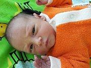 Viliem Žiga se narodil mamince Kateřině Anděle Žigové z Loun 24. února 2017 v 1.40 hodin. Měřil 45 cm a vážil 2,44 kilogramu.