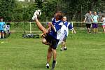 Augustýnskou pouť pořádala v sobotu obec Lužice. Ta se nesla v duchu nejpopulárnějšího sportu světa – fotbalu.