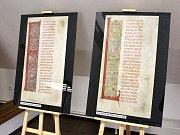 V Mostě vystavují Ďáblovu bibli